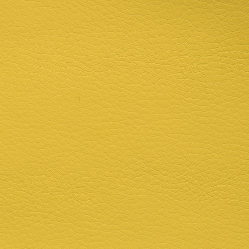Желтая экокожа
