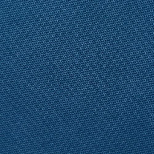 Стильная Синяя ткань с легкой фактурой