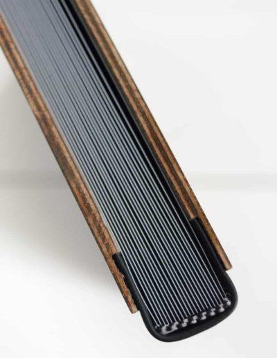 Фото книга в деревянной обложке