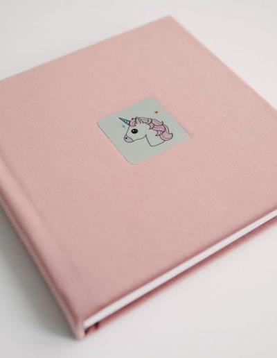 В розовом велюре с пони фото