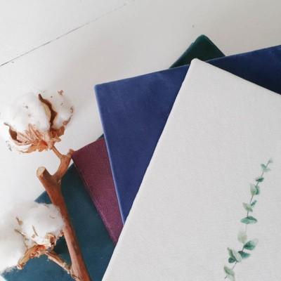 Пример Печать на обложке